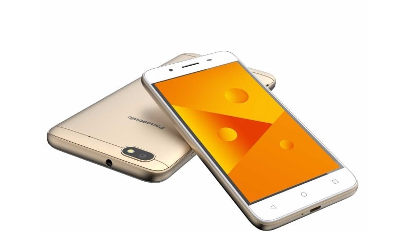 Panasonic launches P99 with Android Nougat, 8MP camera