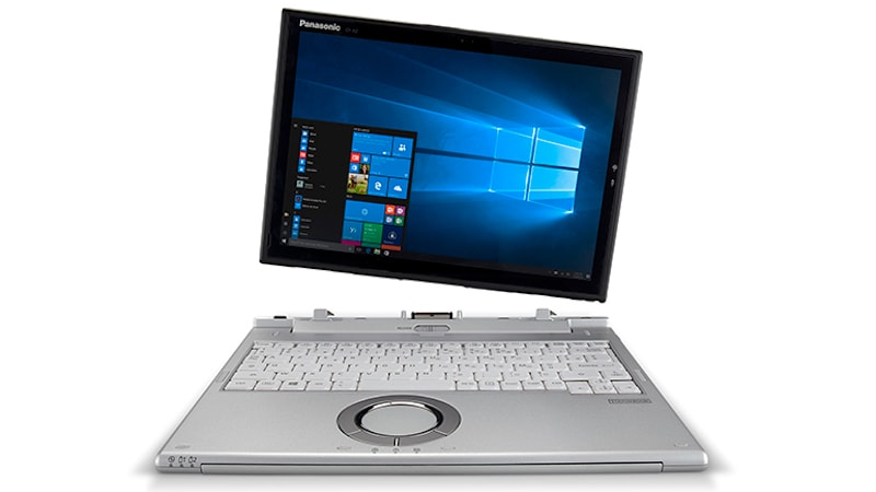 Panasonic Toughbook CF-XZ6 2-in-1 Hybrid Laptop Launched