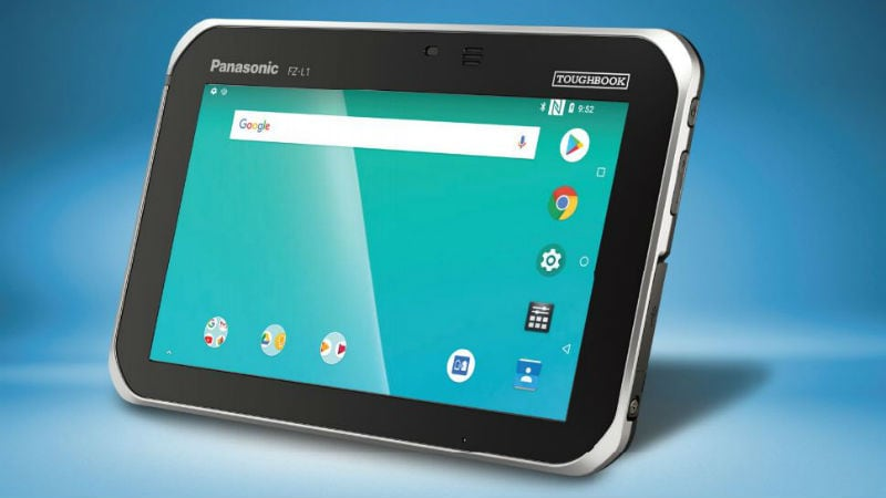 Panasonic Toughbook FZ-L1 Rugged Android Tablet Launched at $1,499