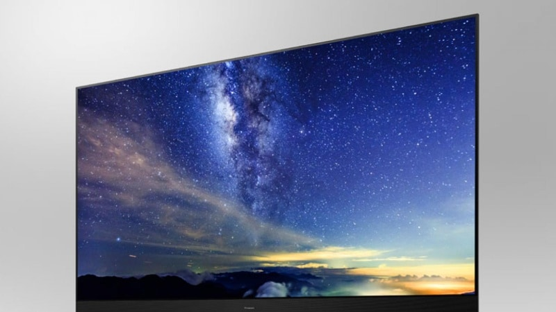 Panasonic Details GZ2000 4K OLED TV with Dolby Vision & HDR10+