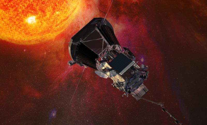 NASA Renames Solar Probe Plus in Honour of Eugene Parker