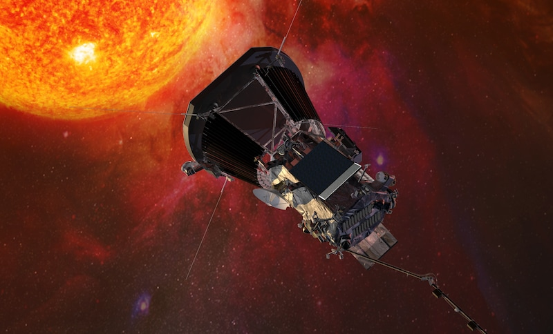 NASA Renames Solar Probe Plus in Honour of Eugene Parker