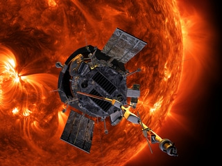 NASA Says Parker Solar Probe 'Alive' After Being Closest Ever to Sun