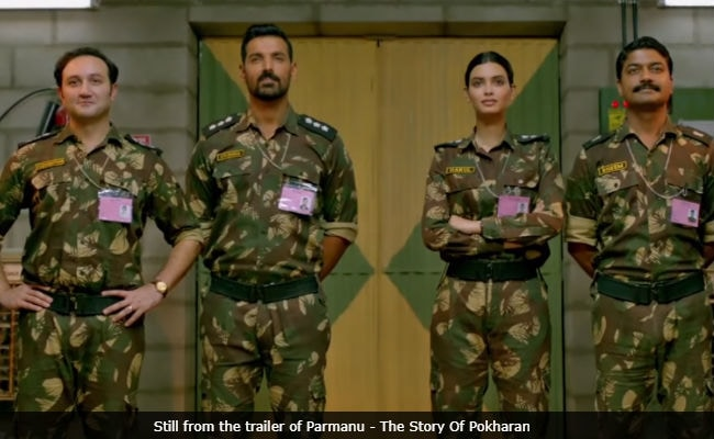 Image result for Parmanu: The Story of Pokhran