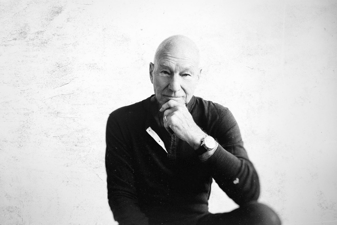 Patrick Stewart to Return as Captain Picard in New Star Trek Series