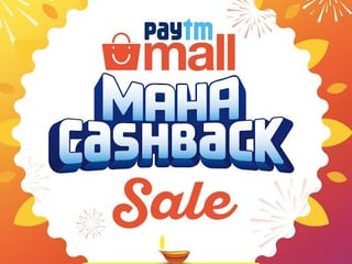 Paytm Mall Maha Cashback Sale - Deals on iPhone, PS4, Xbox, Sony TV, and More
