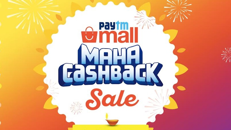 Paytm Mall Maha Cashback Sale: Cashbacks Up to Rs. 16,000 on Samsung Galaxy Note 9, Apple iPhone X, and More