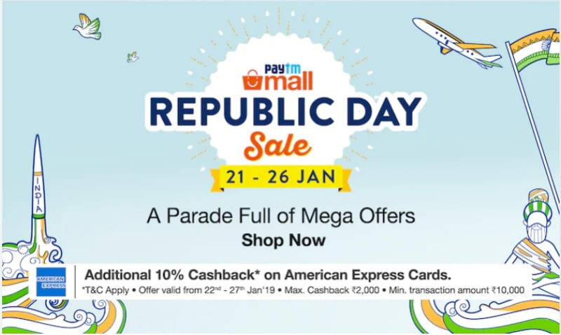 Paytm Republic Day Sale: Samsung Galaxy Note 9, iPhone X, Google Pixel 3 Listed With Cashback, Other Deals