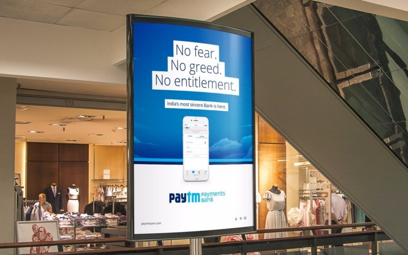 Paytm's first Payment Bank branch will be in Noida next month