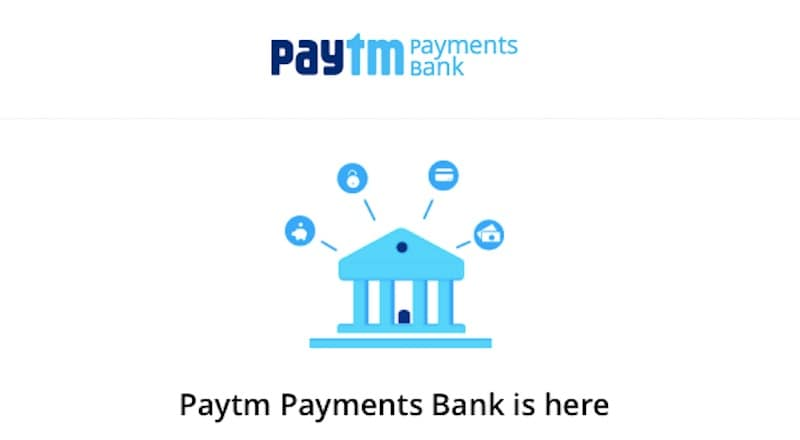 Paytm Payments Bank Open to All With Paytm v6 0 0 App Update