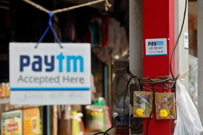 Paytm Raises $200 Million From Alibaba, SAIF Partners to Expand Retail Business