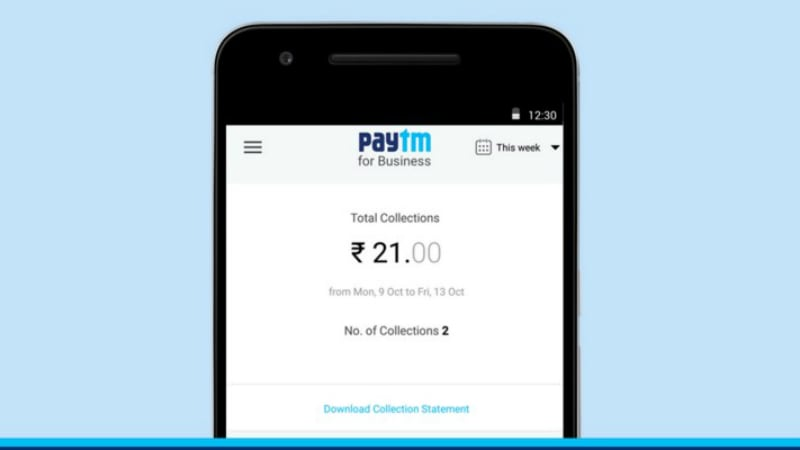 Paytm for Business App Now Available on Android: Offers Easy