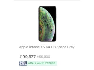 Paytm Mall Offers: iPhone XS, iPhone XR, Other iPhone Models Available With Up to Rs. 12,000 Cashback Offers