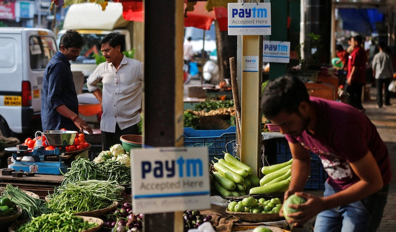 Digital Payment Firms Cash in on India's Money Mess, but Can It Last?