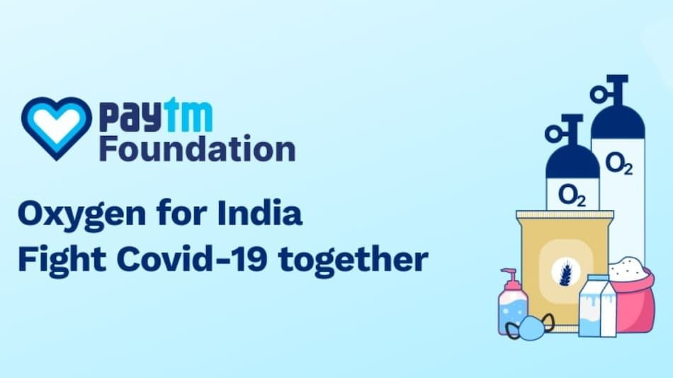 Paytm, CRED Launch Initiatives to Tackle Oxygen Shortages From COVID-19 Crisis