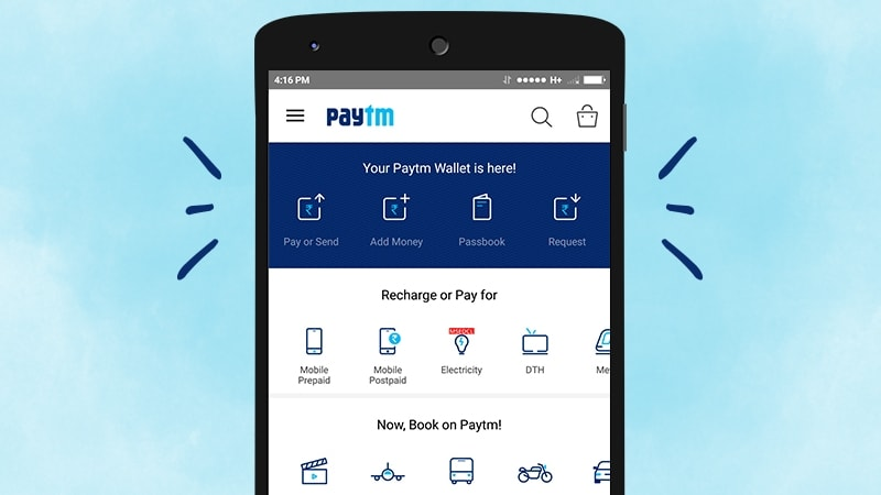 Alibaba Reportedly Leading $200 Million Investment Into Paytm's Online Marketplace