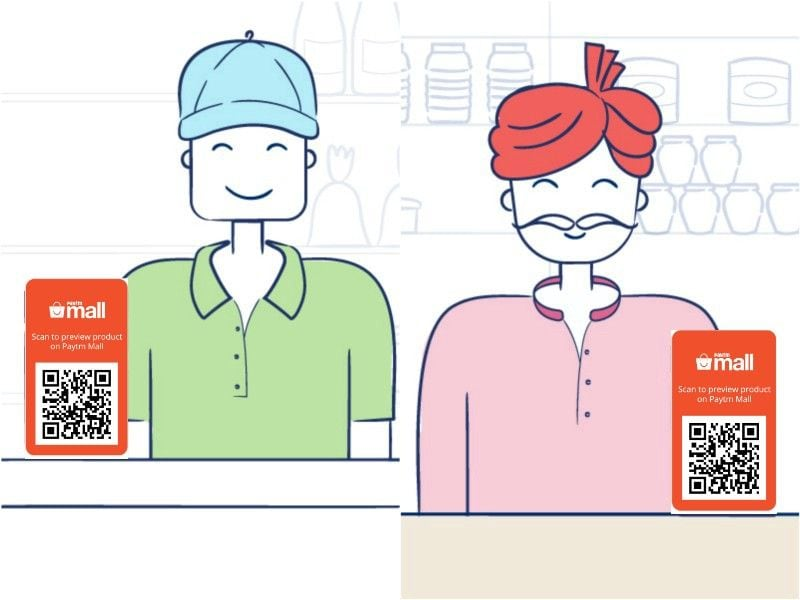 Paytm Now Lets You Place Orders at Physical Stores Using QR Codes