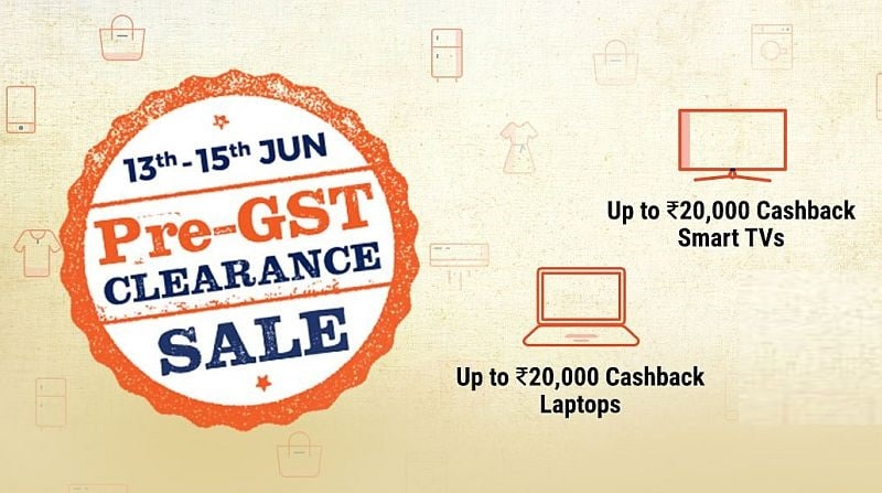 Paytm Pre-GST Sale Offers: iPhone 7 and Other Great Deals