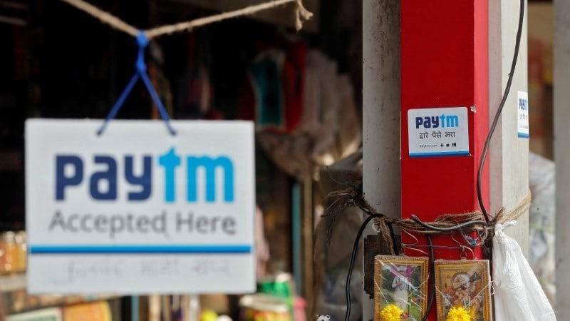 Warren Buffett buys stake in company behind India's Paytm digital payment brand
