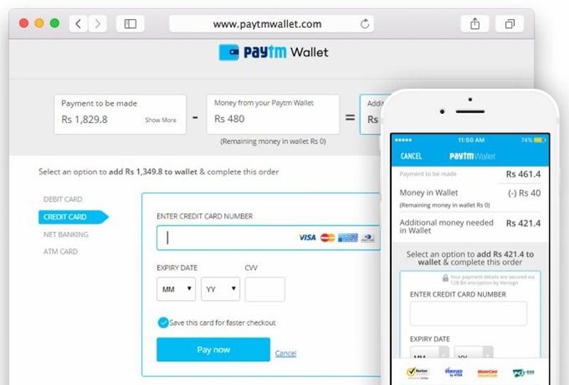 Demonetisation: Paytm Registers Over 7 Million Transactions in a Day