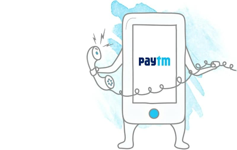 Paytm Announces Toll Free Number for Transactions Without Internet
