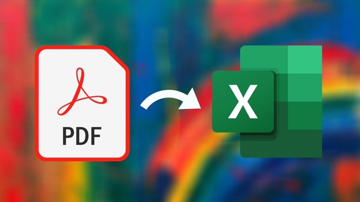 PDF to Excel: How to Convert on PDF to XLS or XLSX on Computer, Phone