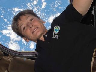 NASA's Record-Breaking Astronaut Peggy Whitson Announces Retirement
