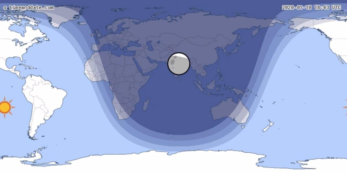 Lunar Eclipse 2020: 10 जनवरी को लगेगा साल का पहला Chandra Grahan, जानें सबकुछ...