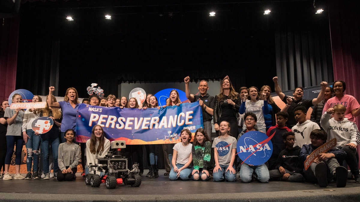 NASA Says Mars Rover 'Perseverance' on Schedule Despite COVID-19 Pandemic