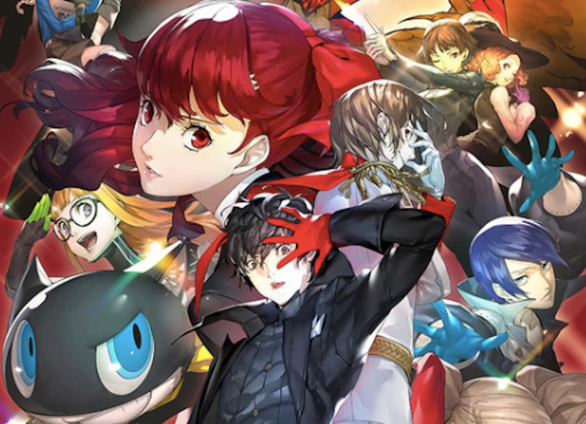 Persona 5 has sold over 2.7 million copies worldwide