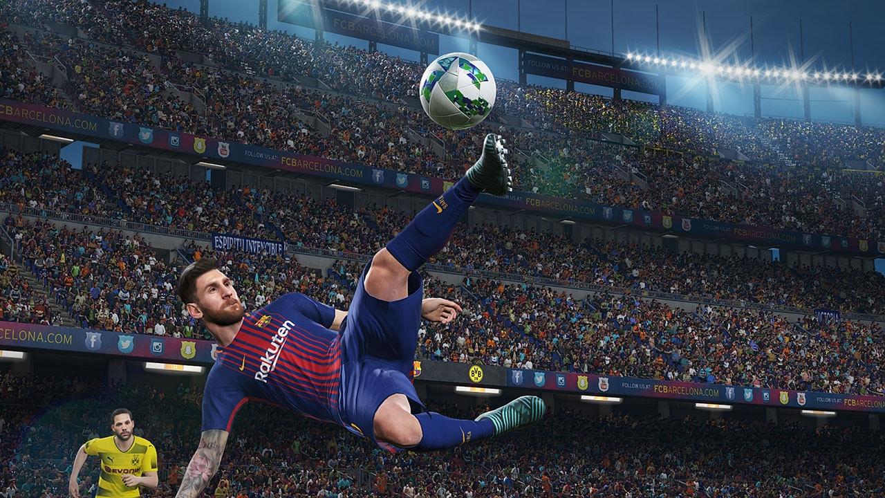 Image result for pro evolution soccer 2018