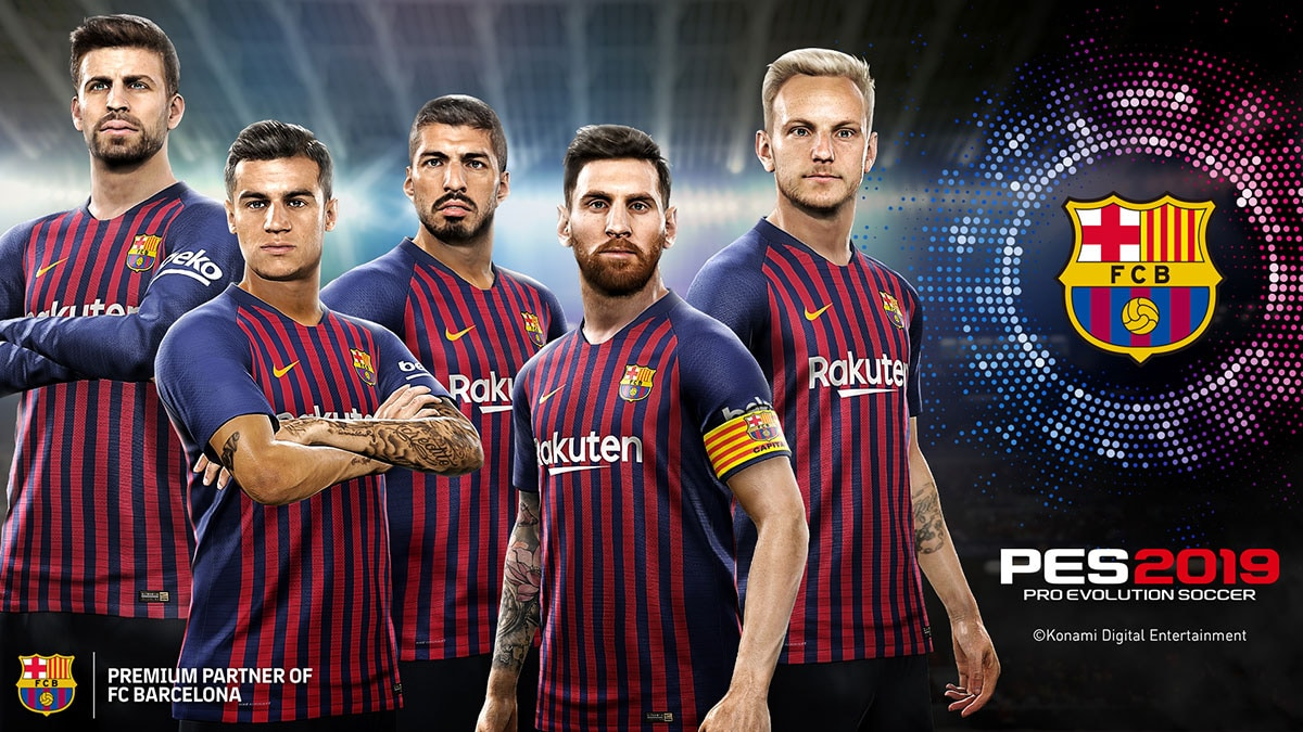 PES 2019 Release Date, System Requirements, Demo Performance