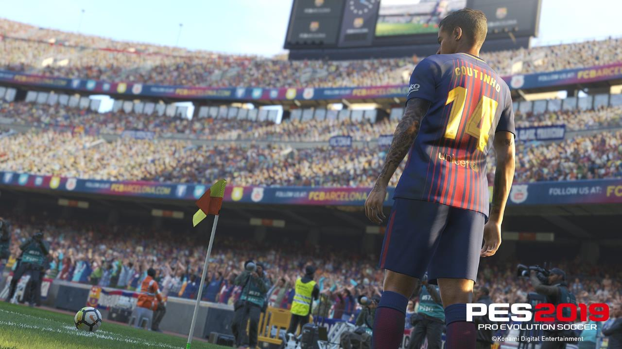 PES 2019: news, release date, system requirements 67