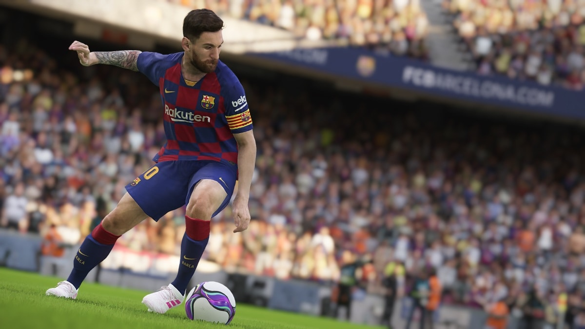 In PES 2020 Demo, Messi Feels — and Looks — More Authentic
