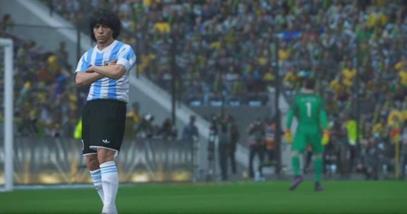 Pro Evolution Soccer 2017 Developer Konami to Be Sued by Diego Maradona d9b8da6566246