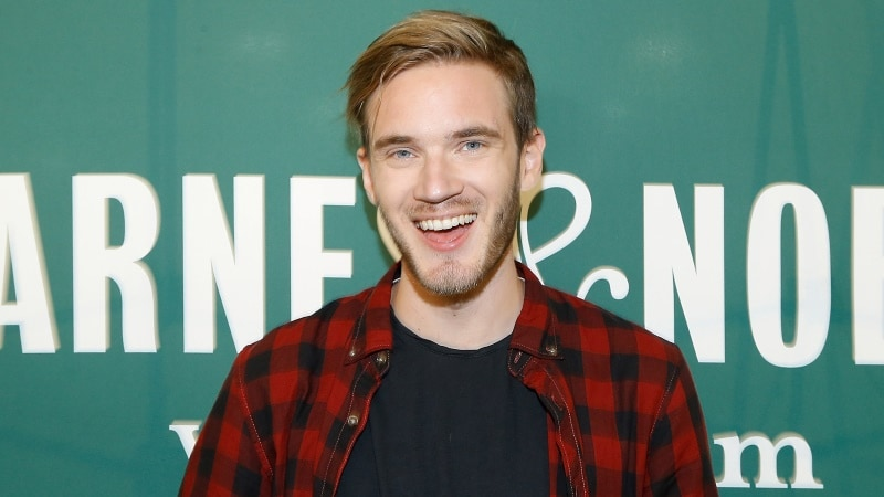 Maker drops Pewdiepie following bad conduct