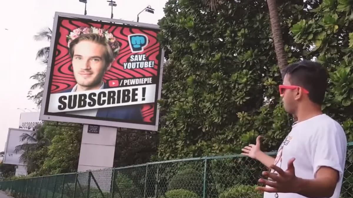 PewDiePie Ends 'Subscribe' Meme After Christchurch Shooter's Shout-Out