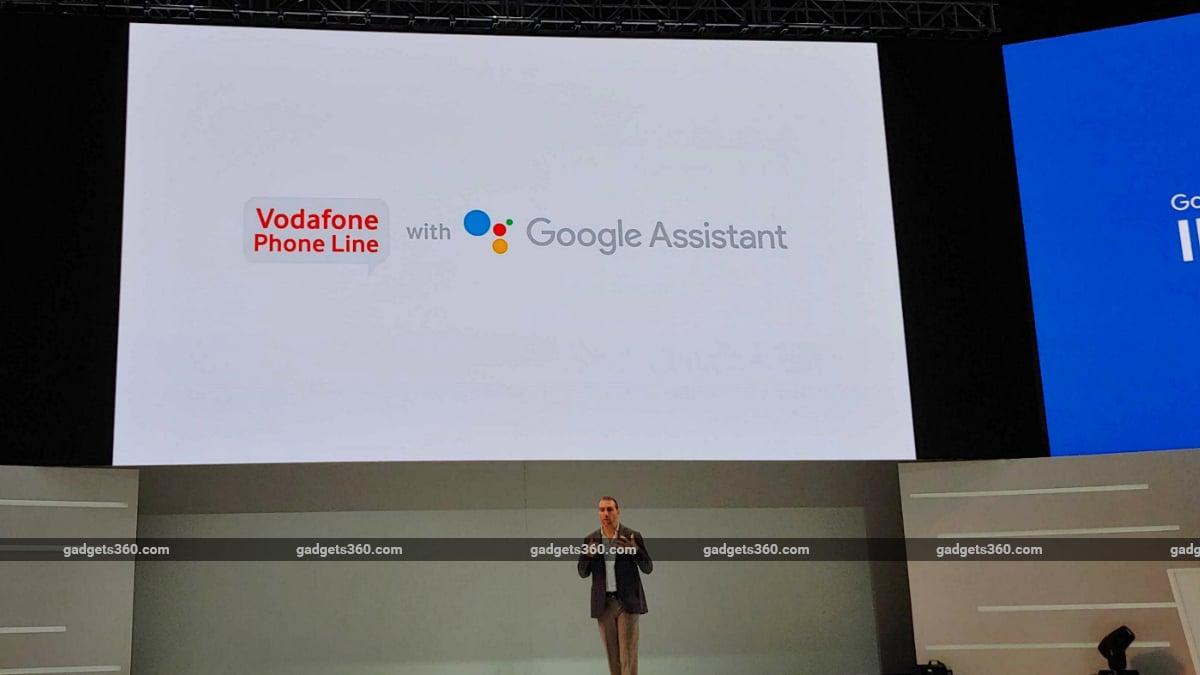 Google Assistant's New Vodafone Idea Phone Line Feature Brings No-Internet Voice Search; Interpreter Mode, More Features Announced