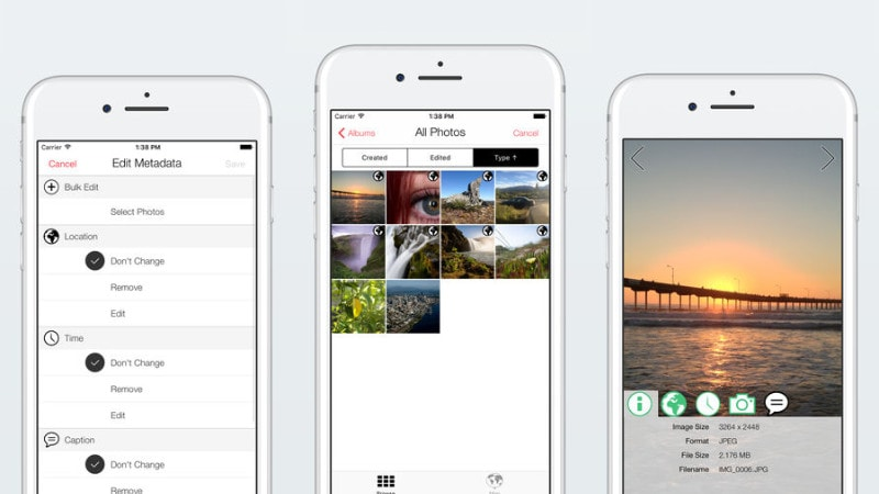 photo investigator ios Photo Investigator lets you remove image metadata on iPhone and iPad