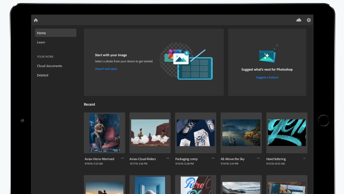 Adobe Photoshop for iPad Listed on App Store Ahead of Expected Launch Today