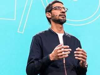 Sundar Pichai at IIT-Kharagpur: Had to List Gmail Improvements, Was Selected Because Larry Page Didn't Interview Me
