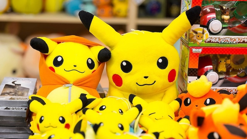Rumor: Pokemon Switch Titles Revealed, Will Be Pokemon Yellow Remake