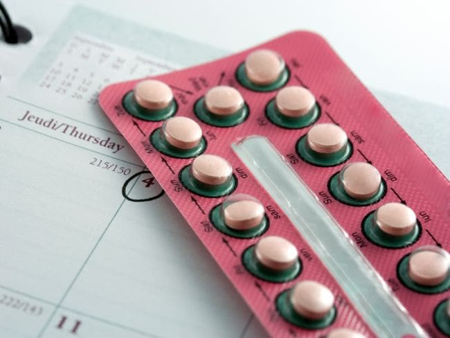 Birth control pills may increase the risk of stroke