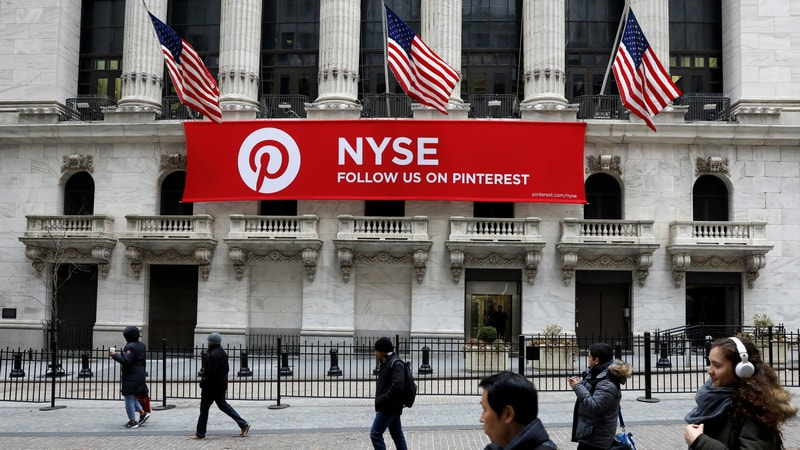 Pinterest files for IPO and could be worth up to $12 billion
