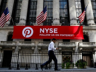 Pinterest Valued at $12.7 Billion in IPO, Sign of Tech Demand After Lyft Struggles