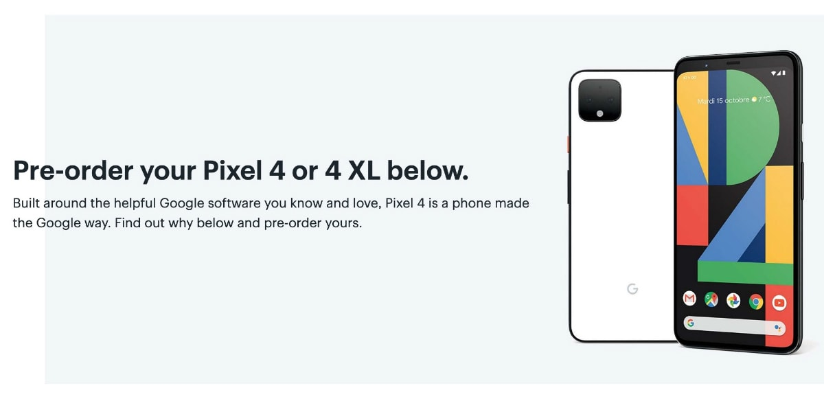 Google Pixel 4, Pixel 4 XL Spotted on Best Buy Canada Site Ahead of Launch, Specifications Leaked