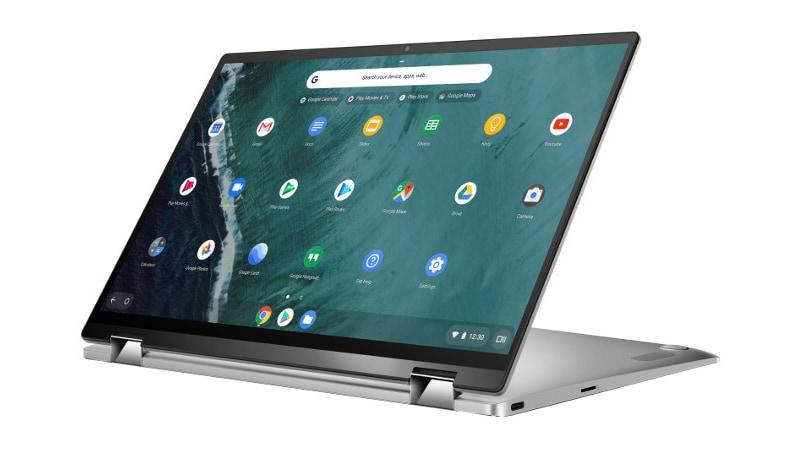 Asus Chromebook Flip C434 With Bigger Display, Premium Metal Body