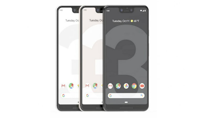 Google switches to a Samsung display for the Pixel 3 XL