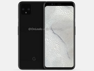 Google Pixel 4 XL Leak-Based Renders Show Large Bezels