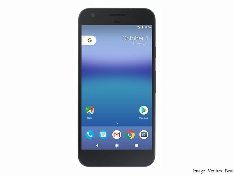 Google Pixel Leaked in Press Render; Shows New UI and App Icons